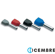 Cembre PKCT Twin Entry End Sleeves