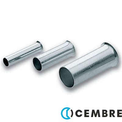Cembre Uninsulated End Sleeves