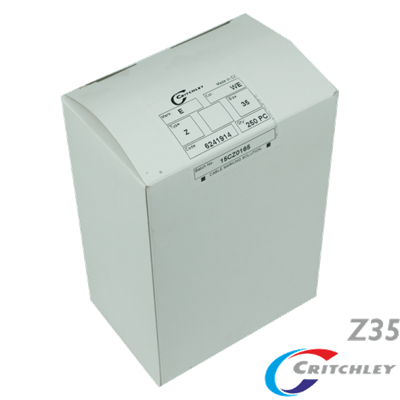 Z35 Markers Boxes