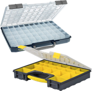 Empty Compartment Storage Boxes