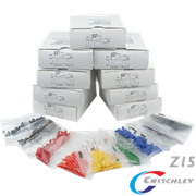 Z-Type Colour Coded Markers Boxes Z15