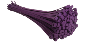 Cable Ties Purple