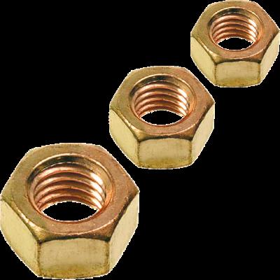 Phosphor Bronze Full Nut