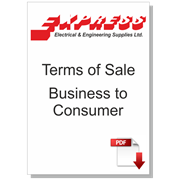 B2C Terms of Sale