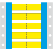 TMS-SCE 2 x 25mm yellow