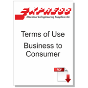 B2C Terms of Use