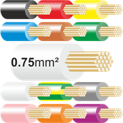 0.75mm Tri Rated