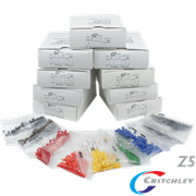 Z-Type Colour Coded Markers Boxes Z5