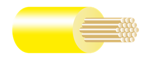 Tri Rated Yellow