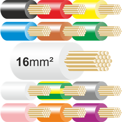 16mm Tri Rated