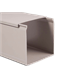 Betaduct Grey Plain Solid Wall