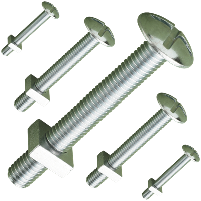 1350 Roofing Nut & Bolt