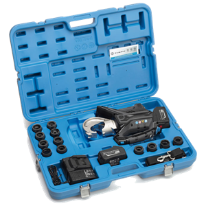 B1300-CE is supplied in a VALP44 carry case