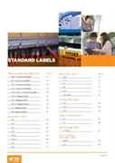 Standard Labels Covers