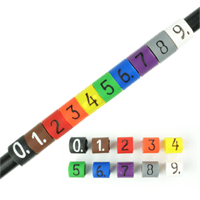 Z-Type Colour Coded Markers