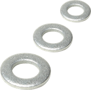 Galvanised Form A Washer