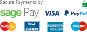 Payment Methods Footer