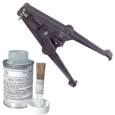 Expander and Lubricant