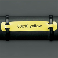 B-7643 Halogen Free Tie-on Cable Markers