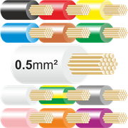 0.5mm Tri Rated