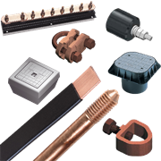 Earthing and Lightning Products Image