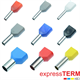 expressTERM Dual Entry Cord End Terminals