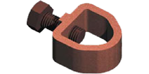 Rod to Tape Clamp type A SKU