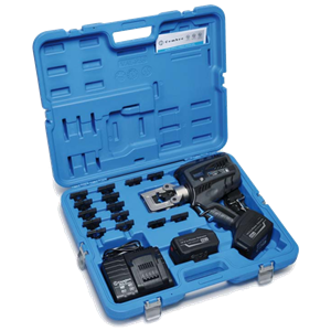 B500E is supplied in a VALP38 carry case