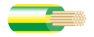 Tri Rated Green Yellow