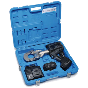 B-TC650E is supplied in a VALP40 carry case