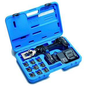 B500NDE is supplied in a VALP22 carry case