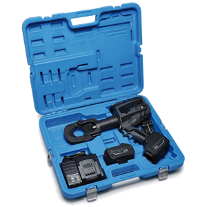 B-TC500E is supplied in a VALP40 carry case