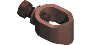 Rod to Cable Clamp type G SKU
