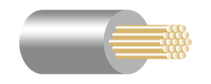 Type BR Panel Wire Grey