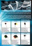 Marl LED Product Selector Cover