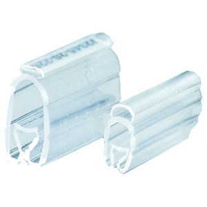 Clear carrier strips