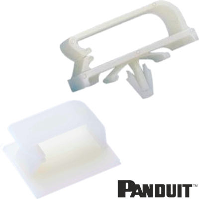Panduit Bevel Entry Cable Clips