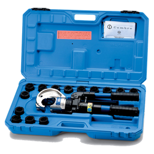 HT131-C is supplied in a VALP3 carry case