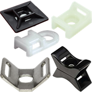Cable Tie Bases and Mounts