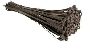 Cable Ties Brown