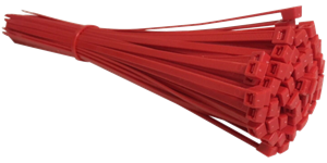 Cable Ties Red