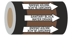 DS Sanitory Black Water Drains