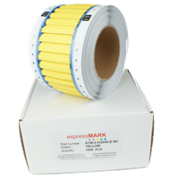 ETM Yellow packaging and reel