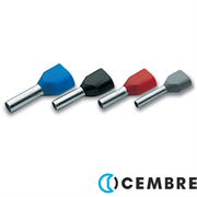 Cembre PKET Twin Entry End Sleeves