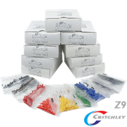 Z-Type Colour Coded Markers Boxes Z9