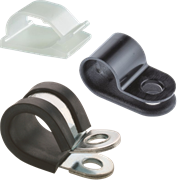 Cable Clips & Fixings