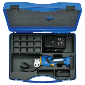 ES32ML supplied with battery, charger and case