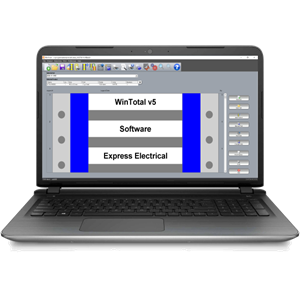 Laptop pre-installed with Wintotal v5