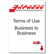 B2B Terms of Use