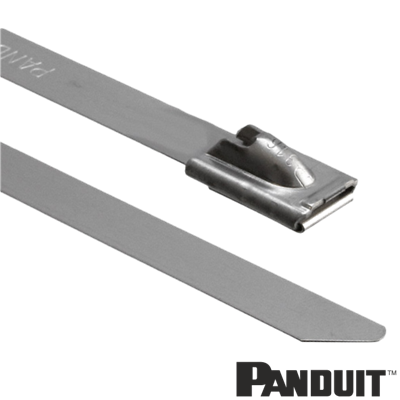 Panduit SS304 Uncoated Cable Ties